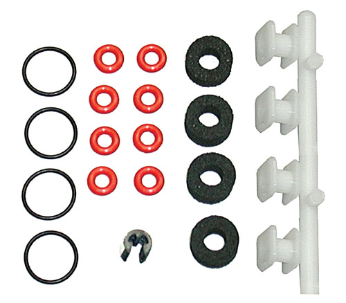 Набор VCS Macro Shock Rebuild Kit. With O-rings, VC bobbin and foam. - AS8456